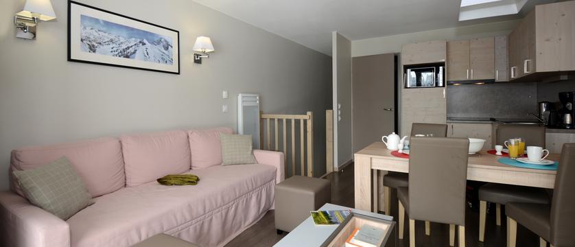 Panoramic apartments - interior 1